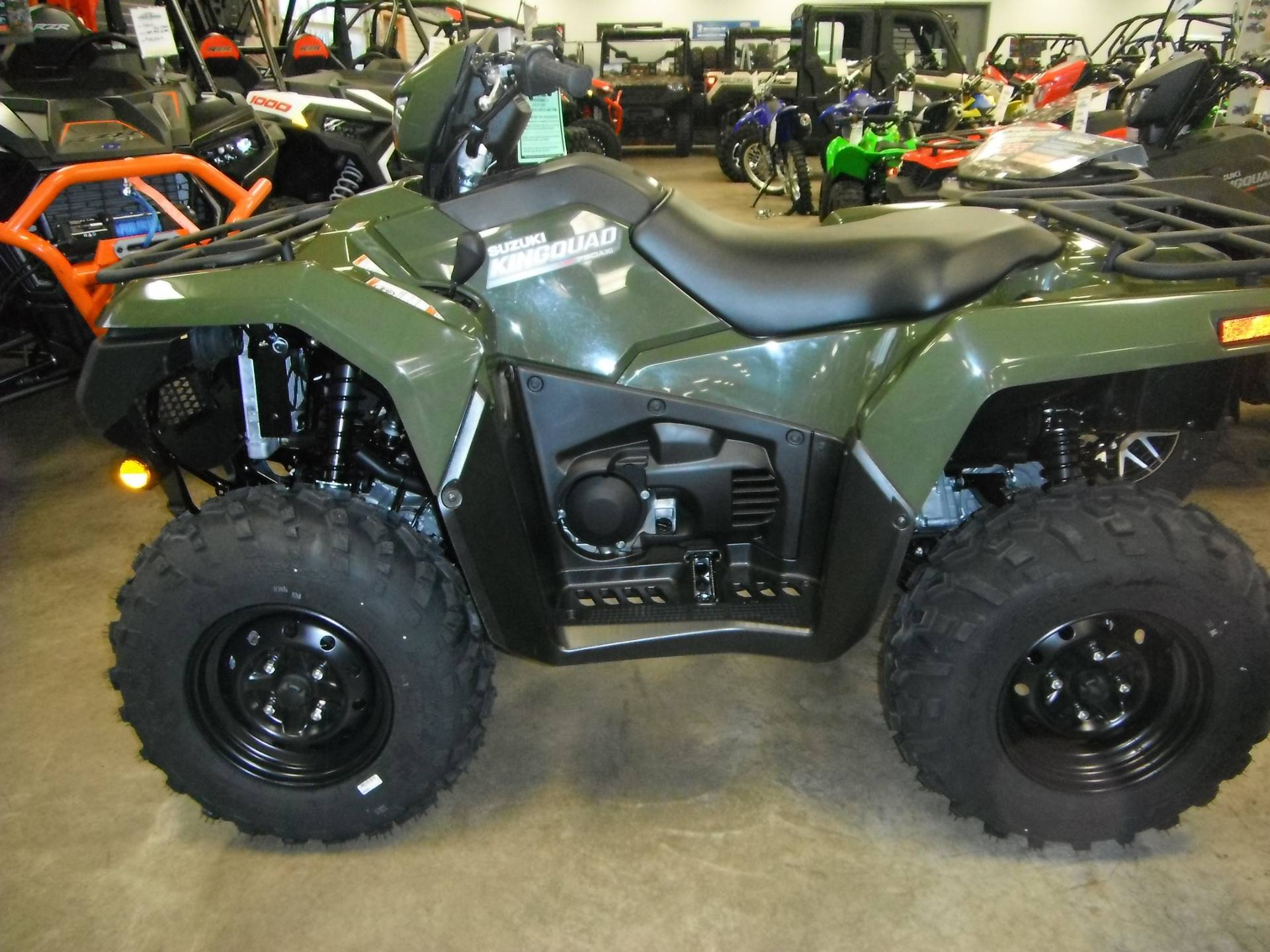 2020 Suzuki KingQuad 750AXi in Unionville, Virginia - Photo 2