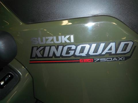 2020 Suzuki KingQuad 750AXi in Unionville, Virginia - Photo 3