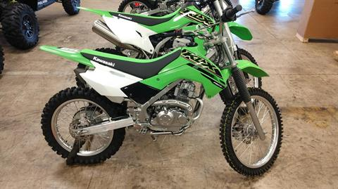 2021 Kawasaki KLX 140R F in Unionville, Virginia - Photo 1