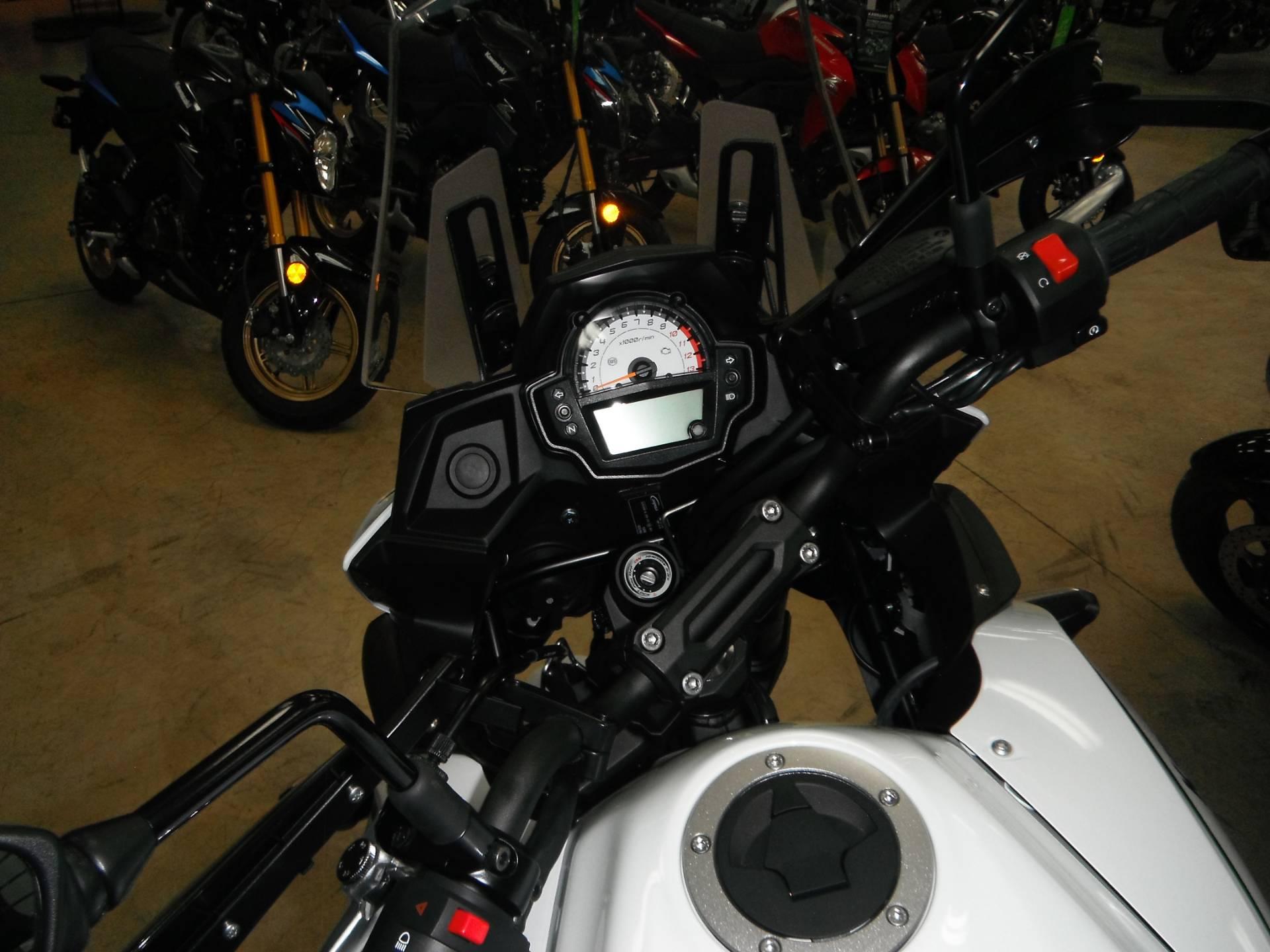 2018 Kawasaki Versys 650 Lt In Unionville Virginia