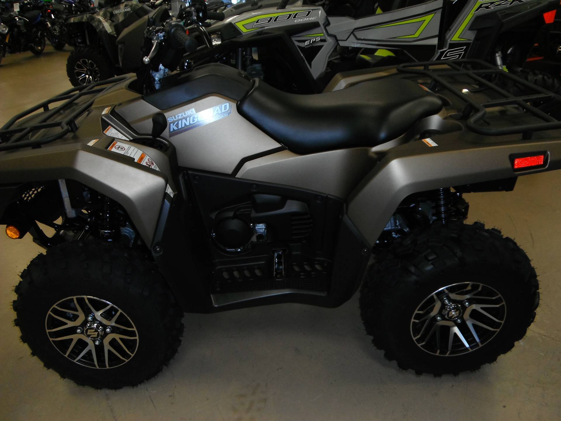 2019 Suzuki KingQuad 500AXi Power Steering SE+ in Unionville, Virginia