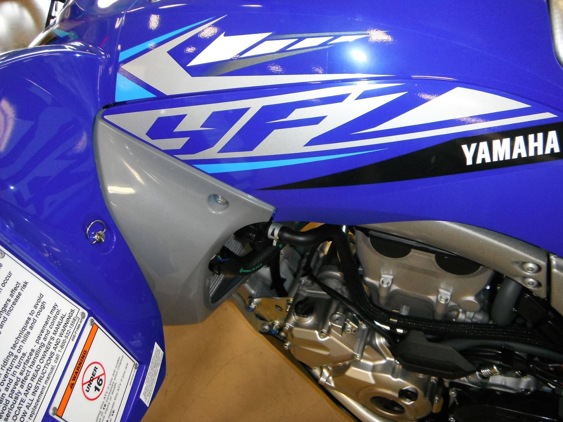2020 Yamaha YFZ450R in Unionville, Virginia - Photo 3