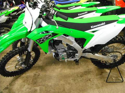 2019 Kawasaki KX 250 in Unionville, Virginia