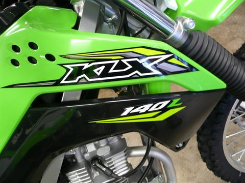 2018 Kawasaki KLX 140L in Unionville, Virginia