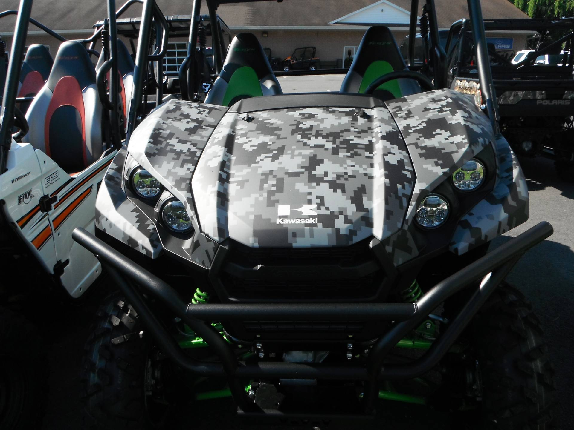 2019 Kawasaki Teryx LE Camo in Unionville, Virginia - Photo 7