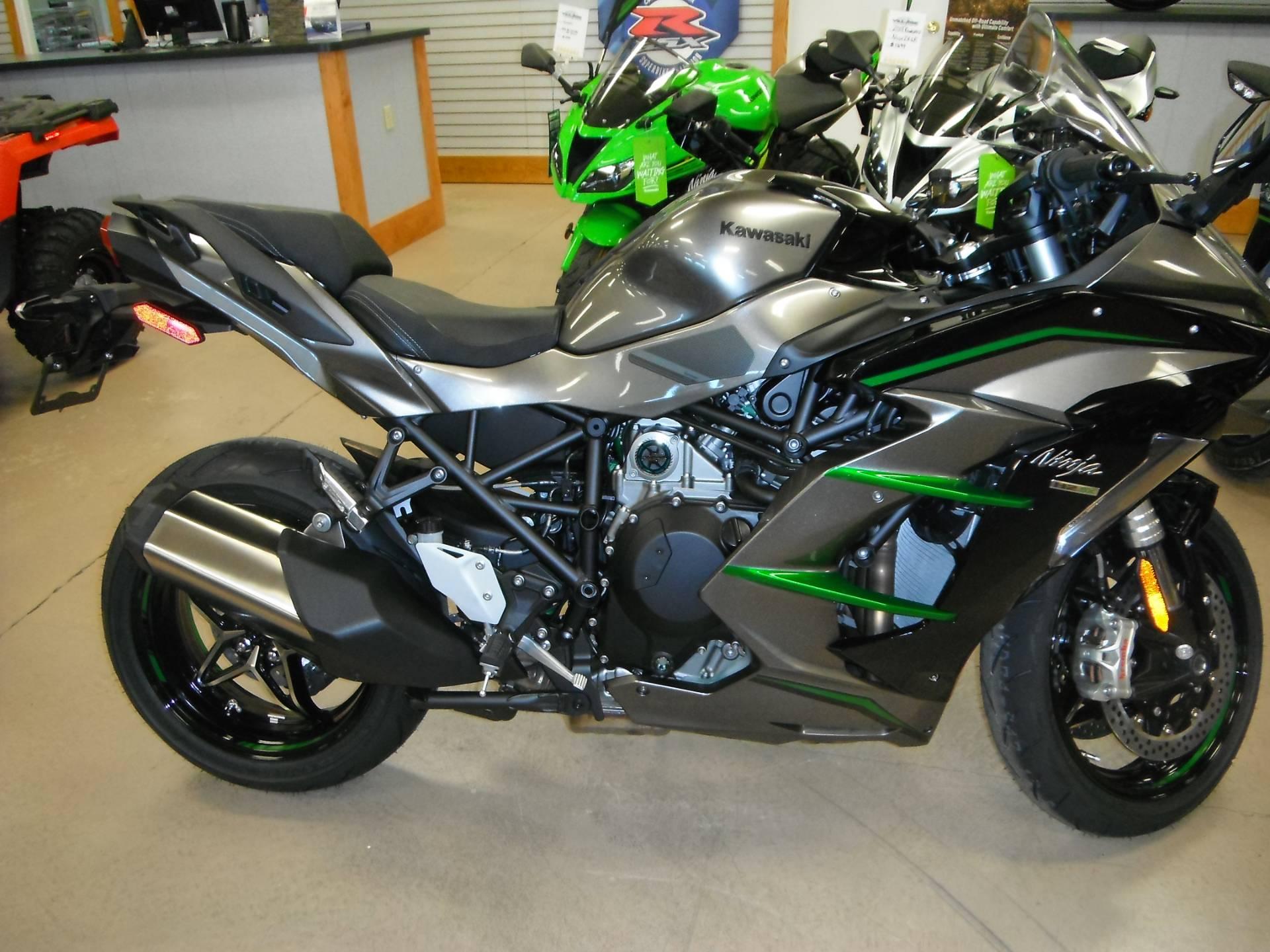 2019 Kawasaki Ninja H2 Sx Se Motorcycles Unionville Virginia