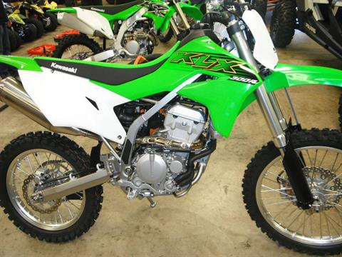2020 Kawasaki KLX 300R in Unionville, Virginia - Photo 1