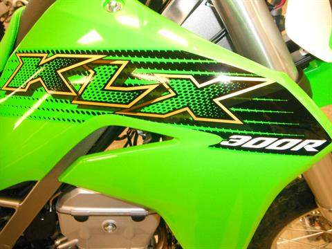 2020 Kawasaki KLX 300R in Unionville, Virginia - Photo 2
