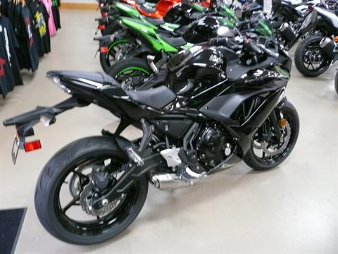 2017 Kawasaki Ninja 650 in Unionville, Virginia