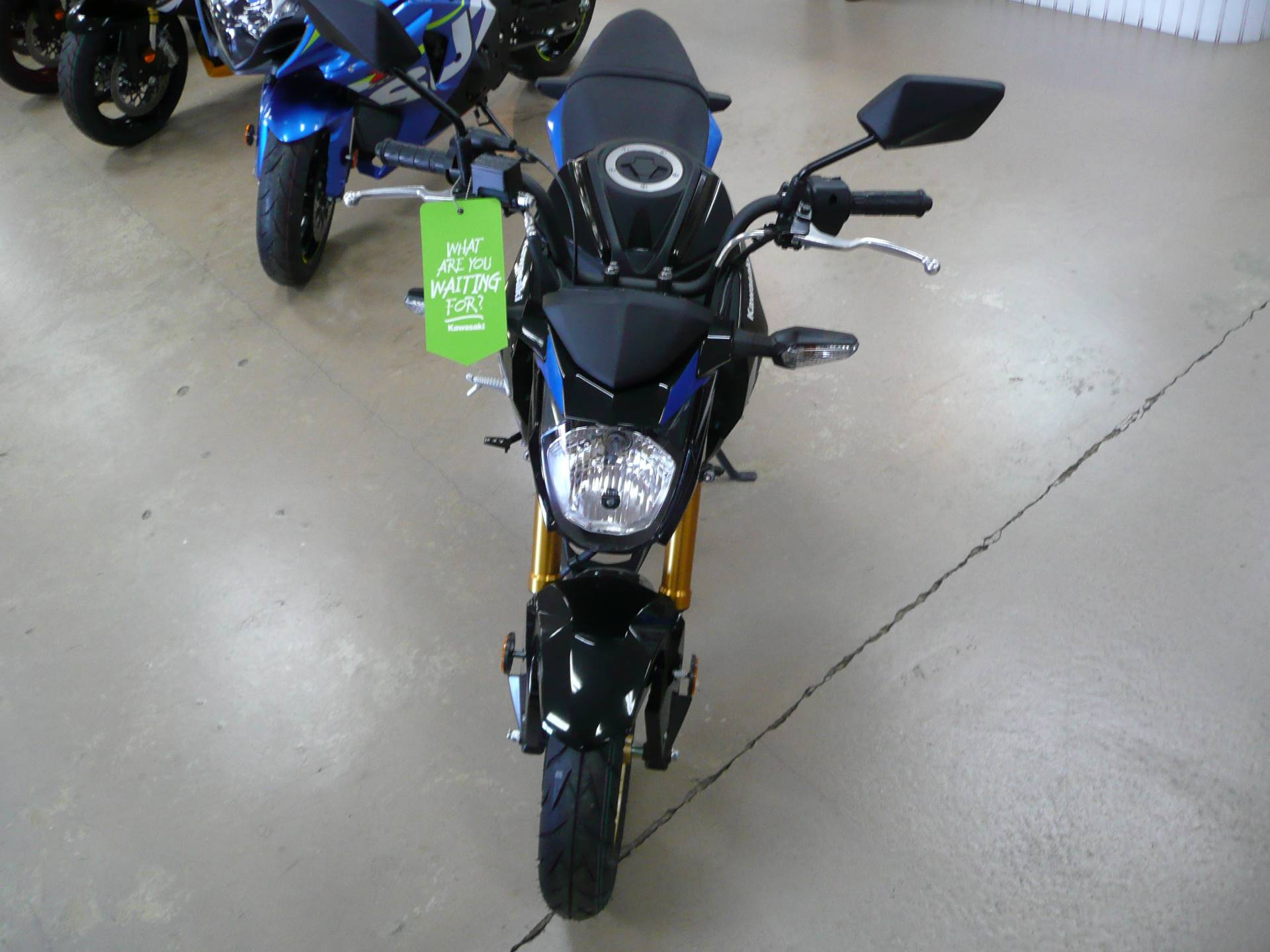 2018 Kawasaki Z125 Pro SE in Unionville, Virginia