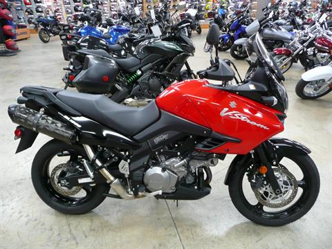 2012 Suzuki V-Strom 1000 in Unionville, Virginia