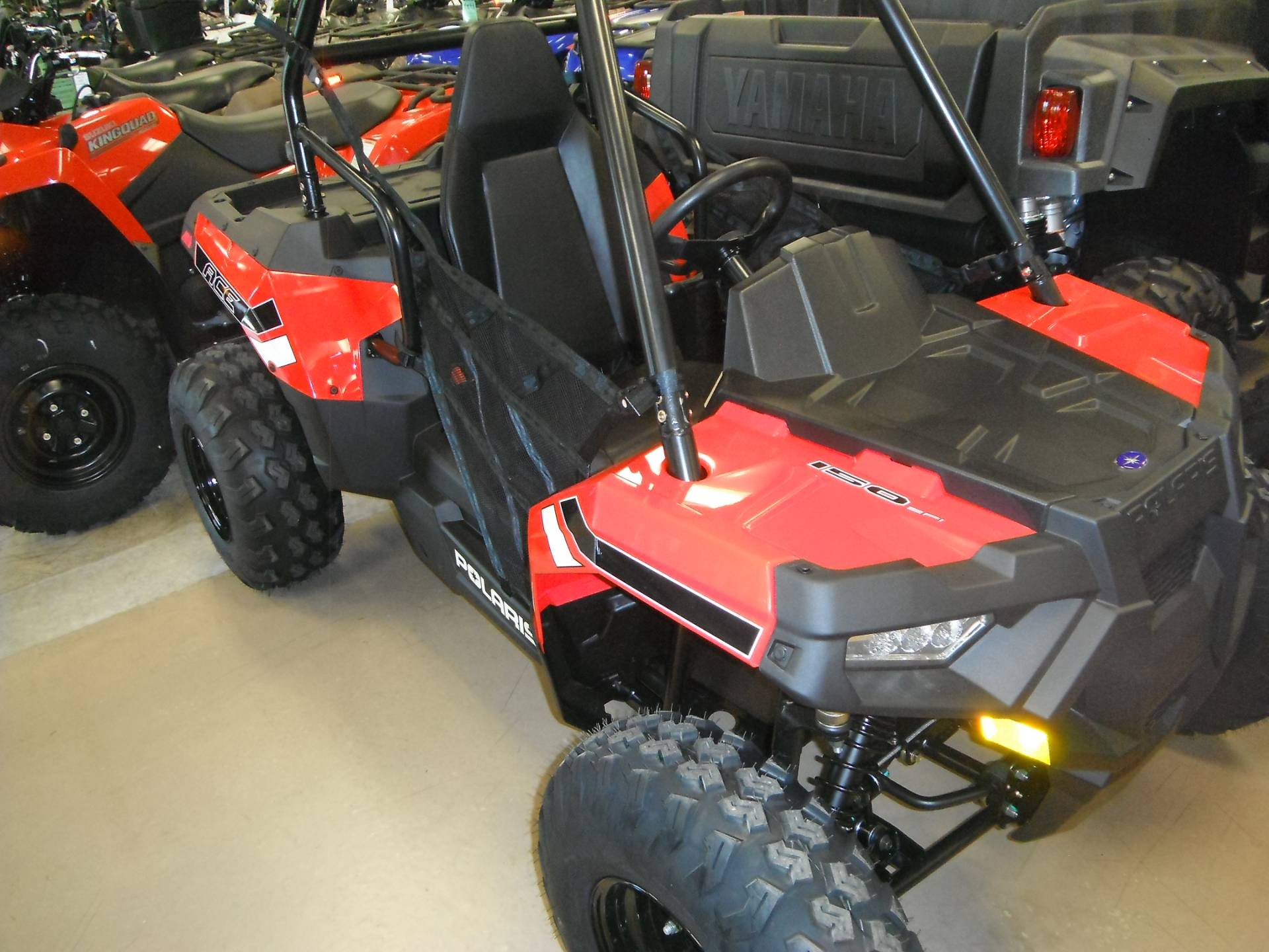 2019 Polaris Ace 150 EFI in Unionville, Virginia - Photo 2