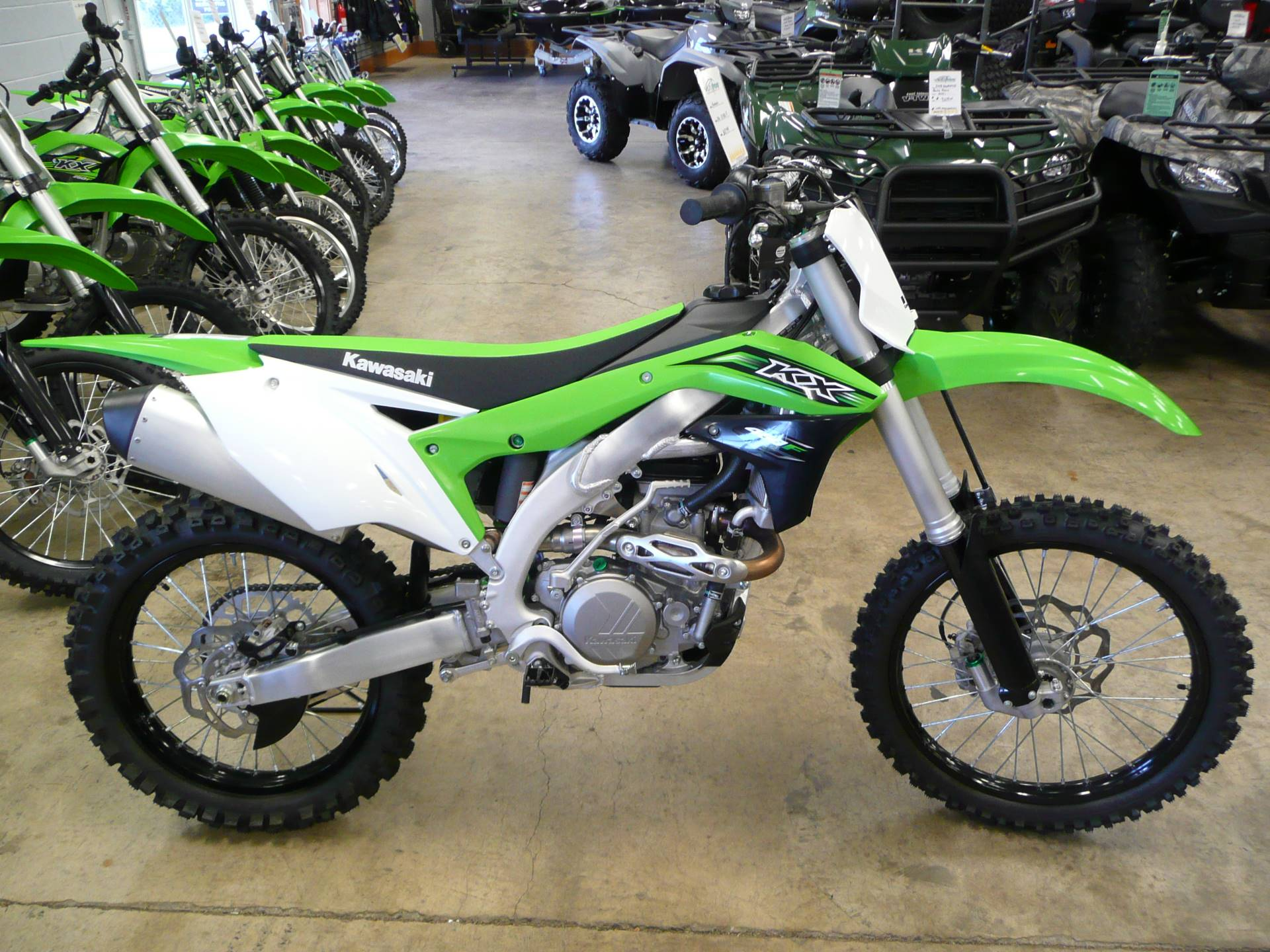 2016 Kawasaki KX450F in Unionville, Virginia