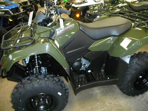 2020 Suzuki KingQuad 400ASi in Unionville, Virginia - Photo 1