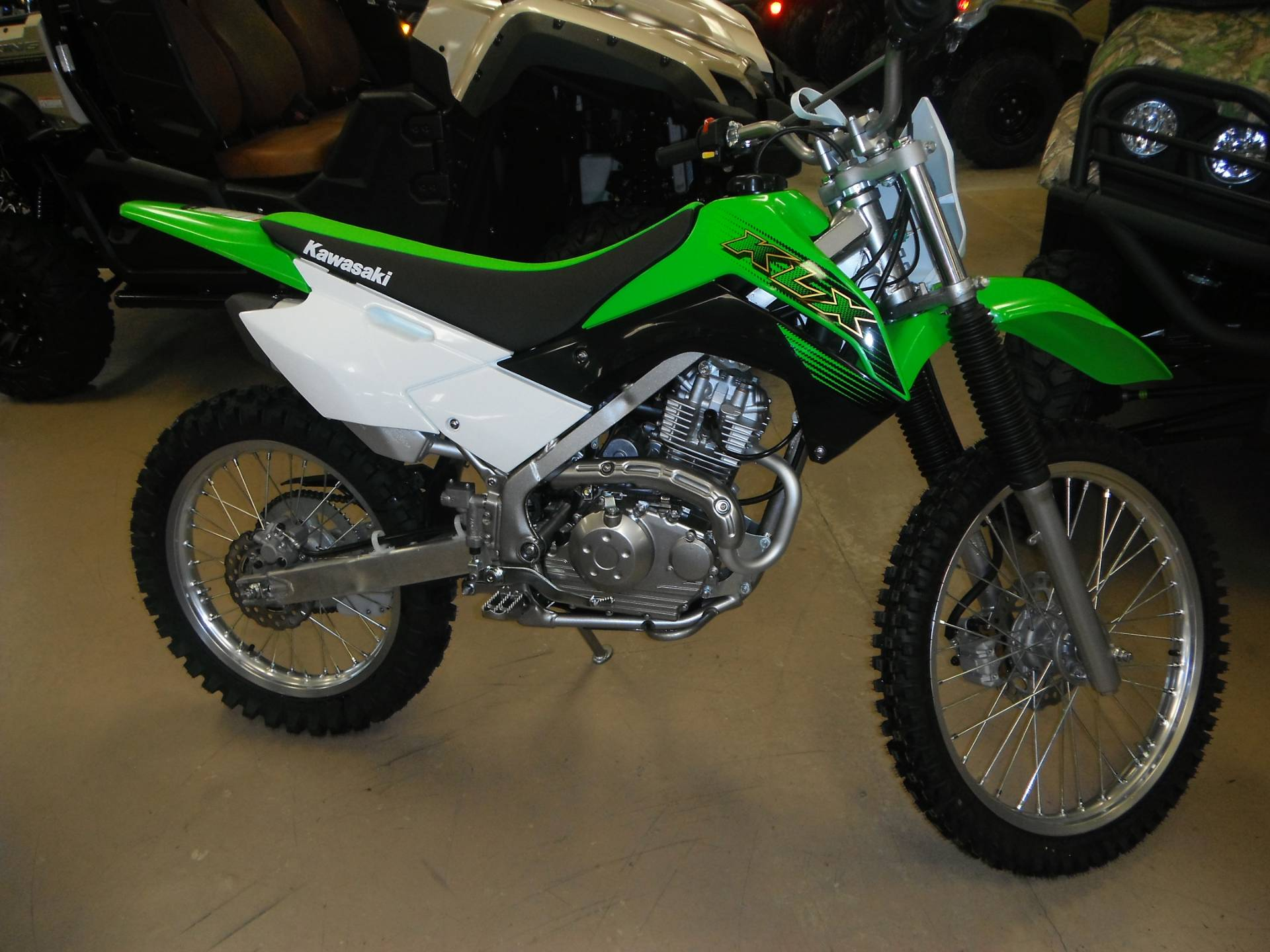 2020 Kawasaki KLX 140G in Unionville, Virginia - Photo 1