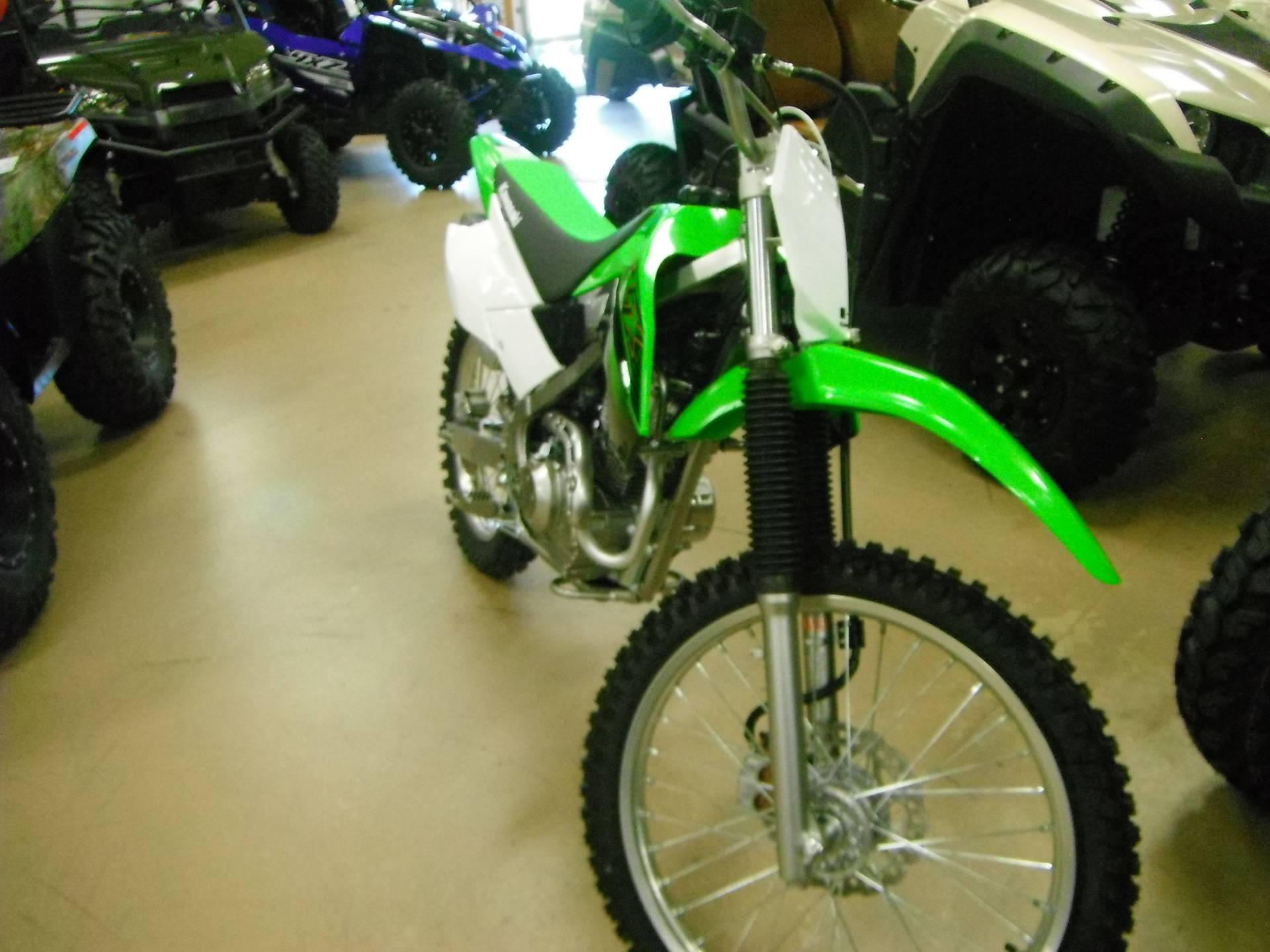 2020 Kawasaki KLX 140G in Unionville, Virginia - Photo 4