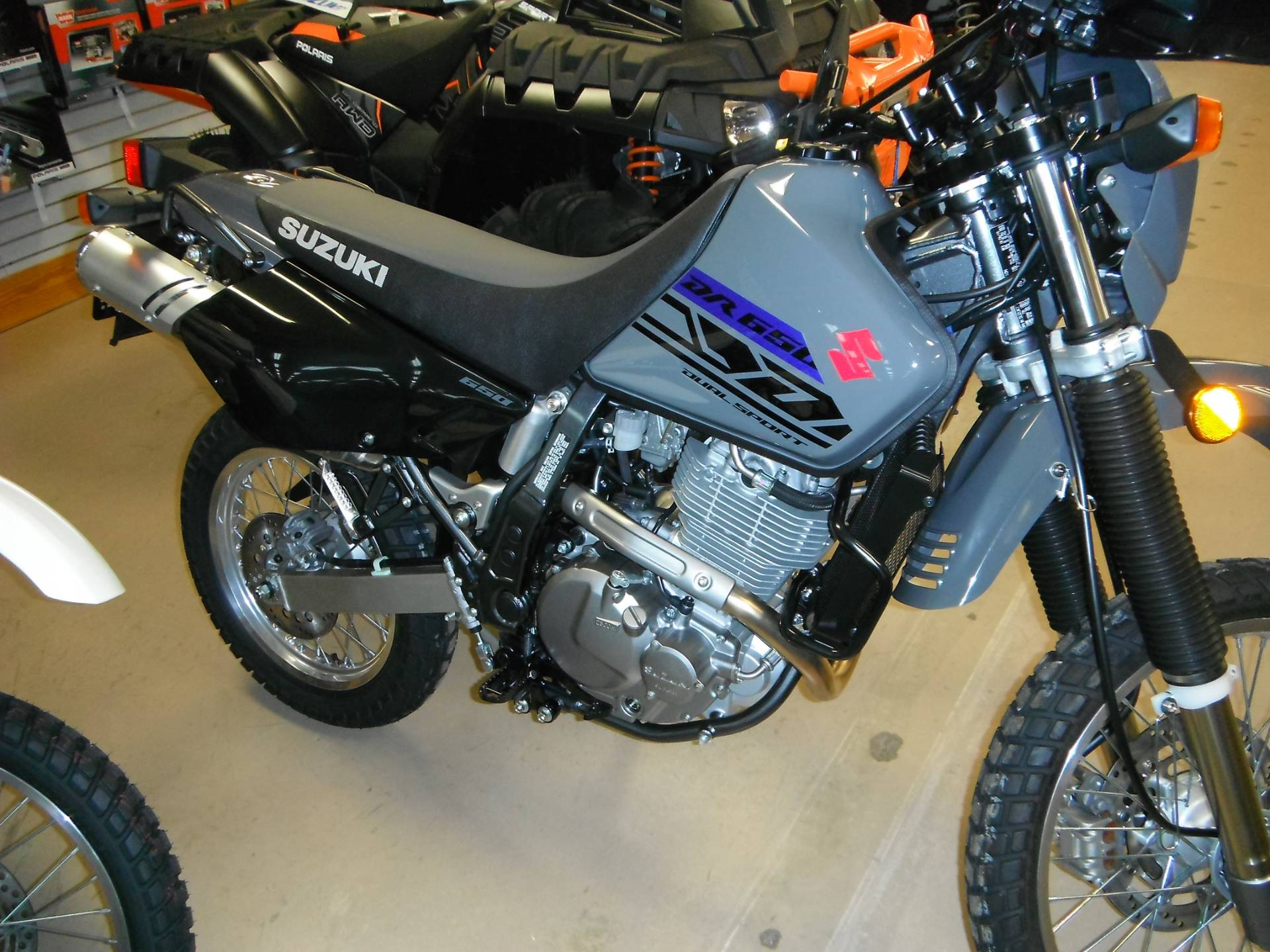 2020 Suzuki DR650S in Unionville, Virginia - Photo 1