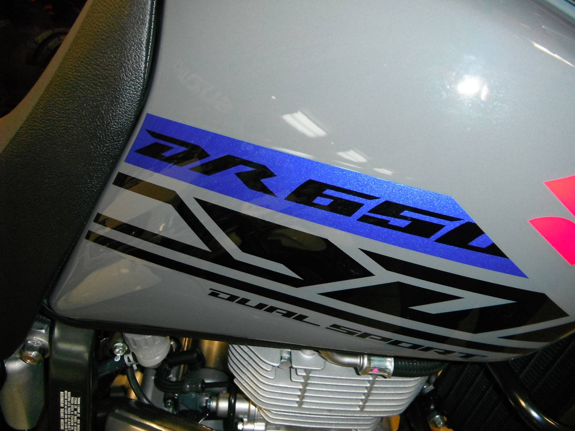 2020 Suzuki DR650S in Unionville, Virginia - Photo 2