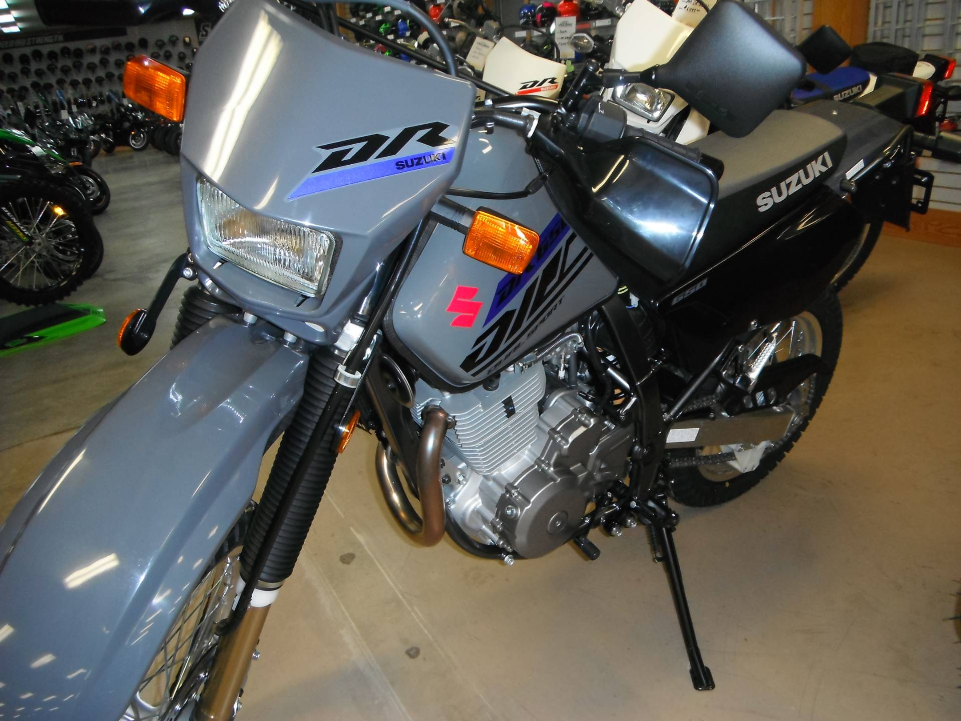 2020 Suzuki DR650S in Unionville, Virginia - Photo 4