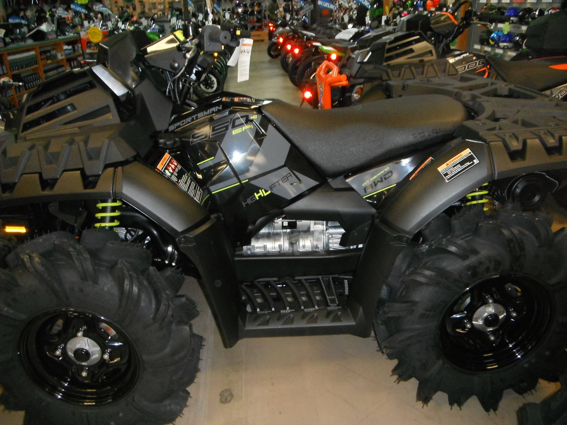 2020 Polaris Sportsman 850 High Lifter Edition in Unionville, Virginia - Photo 1