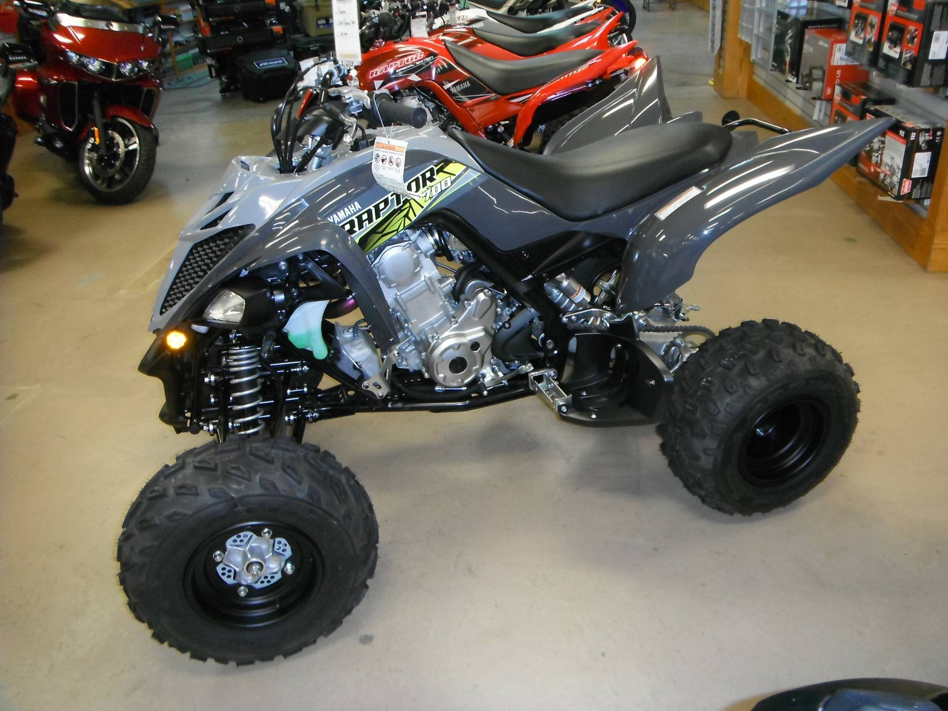 46bb4f0b7239 2019 Yamaha Raptor 700 ATVs Unionville Virginia