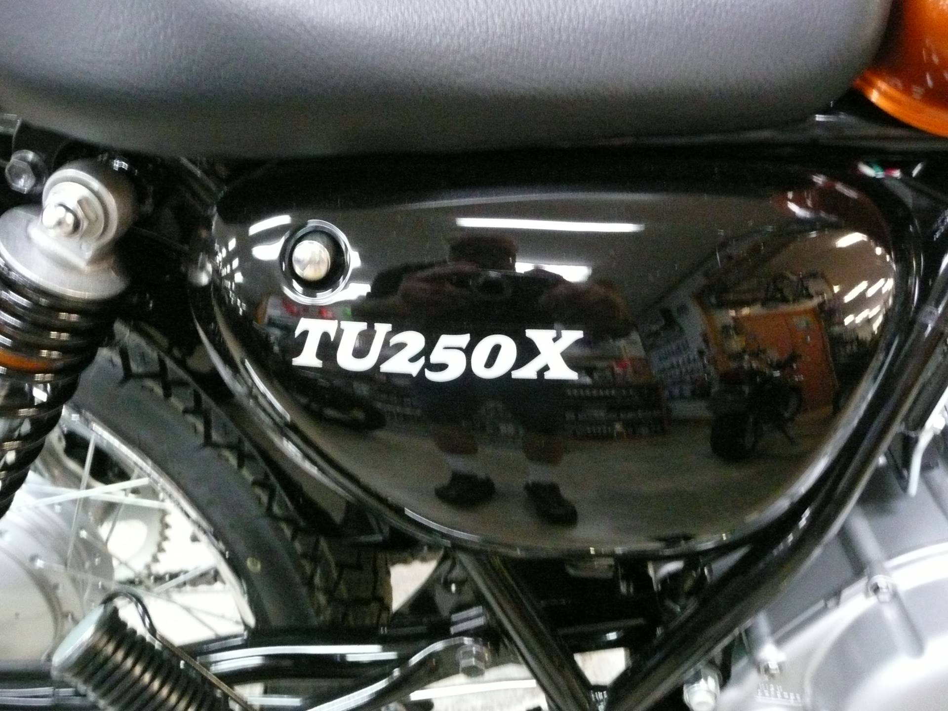 2016 Suzuki TU250X in Unionville, Virginia