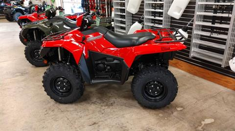 2020 Suzuki KingQuad 750AXi in Unionville, Virginia - Photo 1