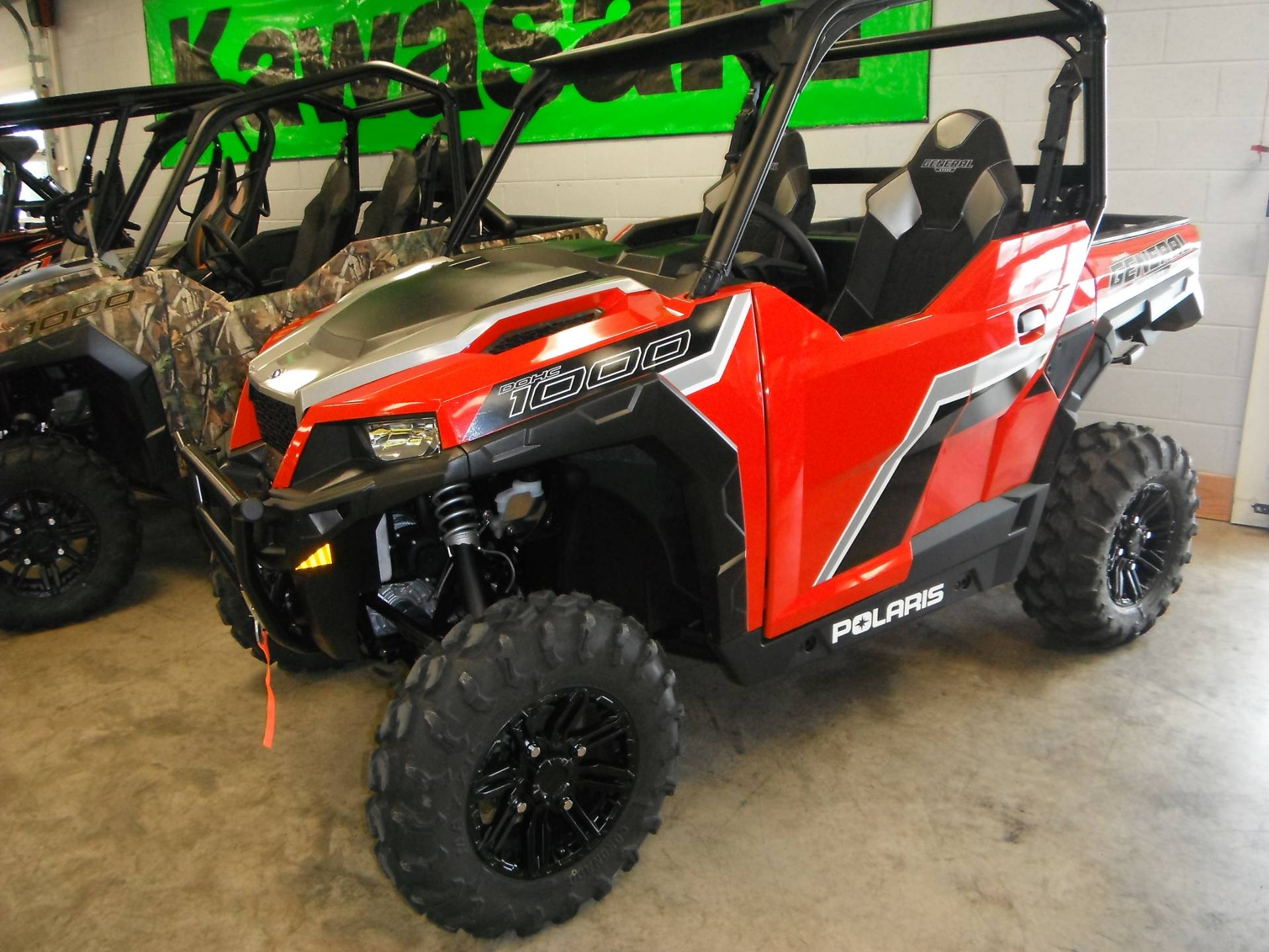Polaris General 1000 >> 2019 Polaris General 1000 Eps Premium In Unionville Virginia