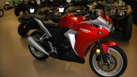 2012 Honda CBR®250R in Unionville, Virginia