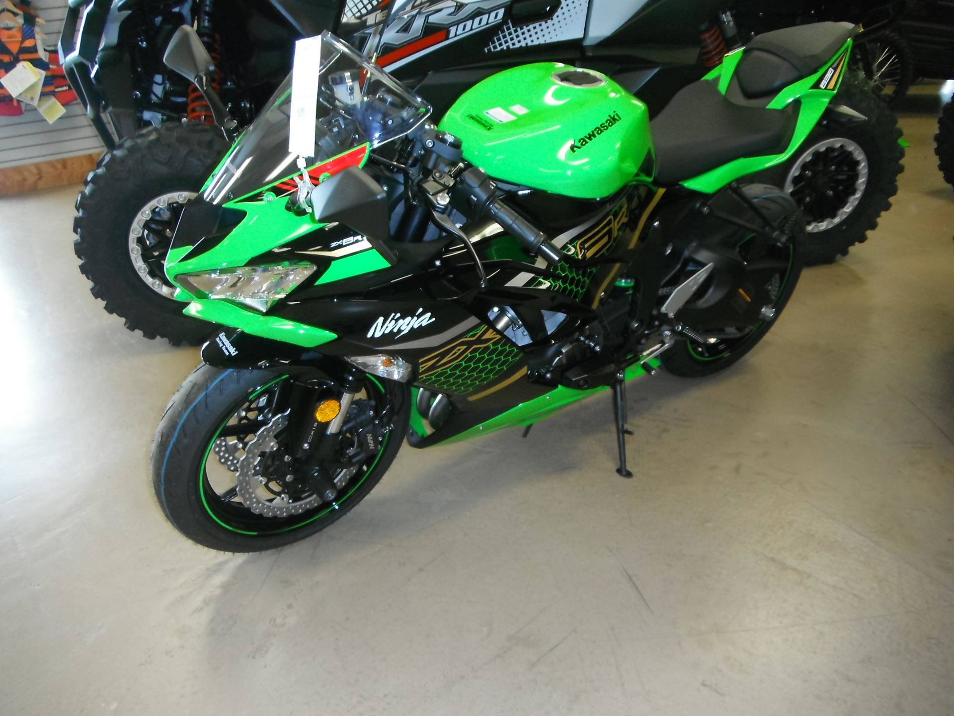2020 Kawasaki Ninja ZX-6R ABS KRT Edition in Unionville, Virginia - Photo 1