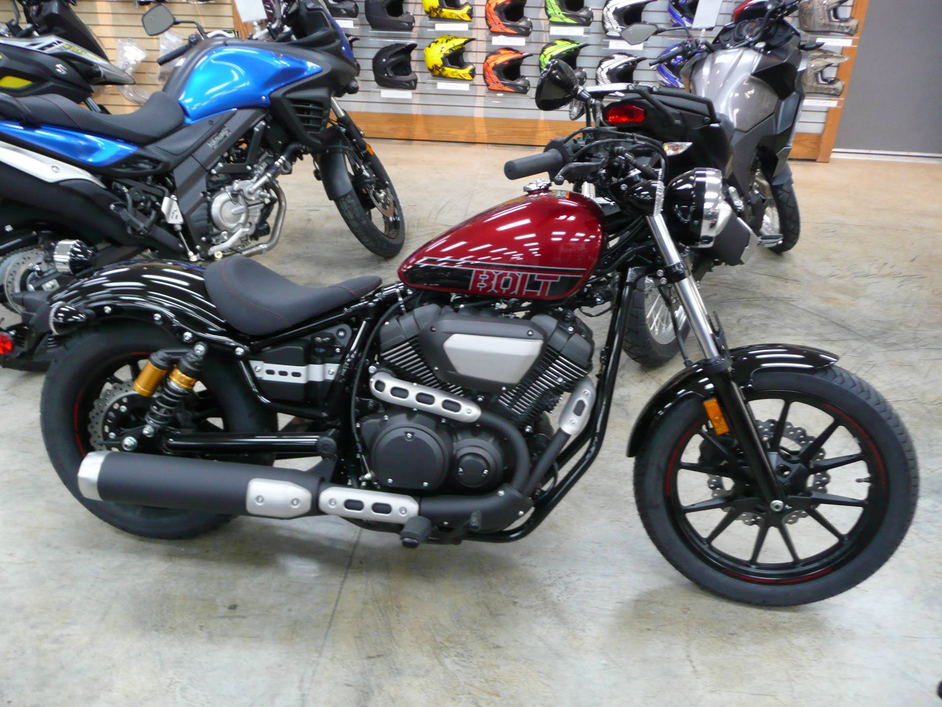 2017 yamaha bolt r spec motorcycles unionville virginia for Yamaha bolt used for sale