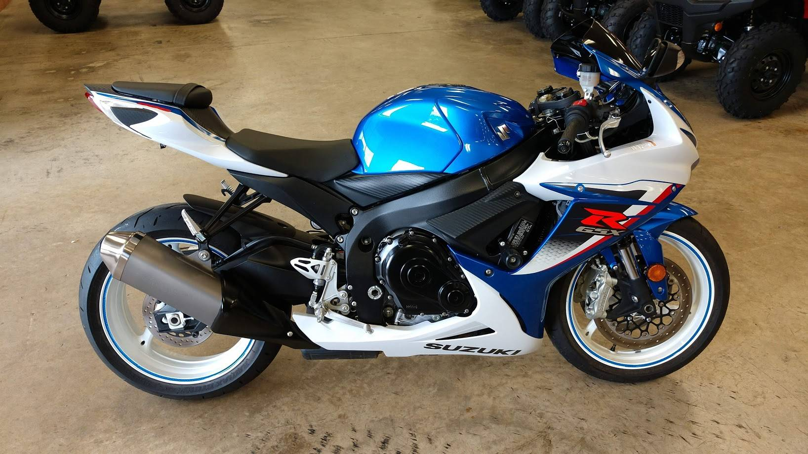 2013 Suzuki GSX-R600™ in Unionville, Virginia - Photo 1