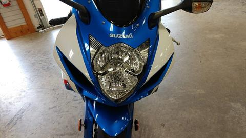 2013 Suzuki GSX-R600™ in Unionville, Virginia - Photo 3