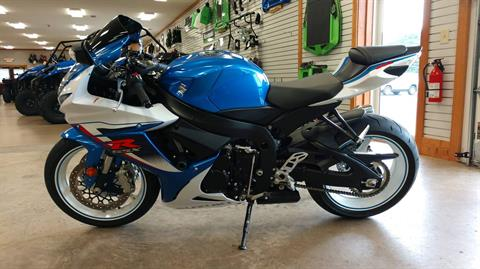 2013 Suzuki GSX-R600™ in Unionville, Virginia - Photo 2