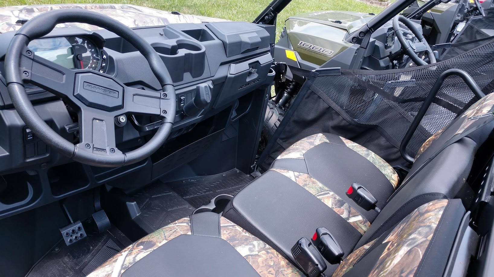 2020 Polaris Ranger XP 1000 Premium in Unionville, Virginia - Photo 3