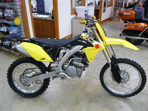 2014 Suzuki RM-Z250 in Unionville, Virginia