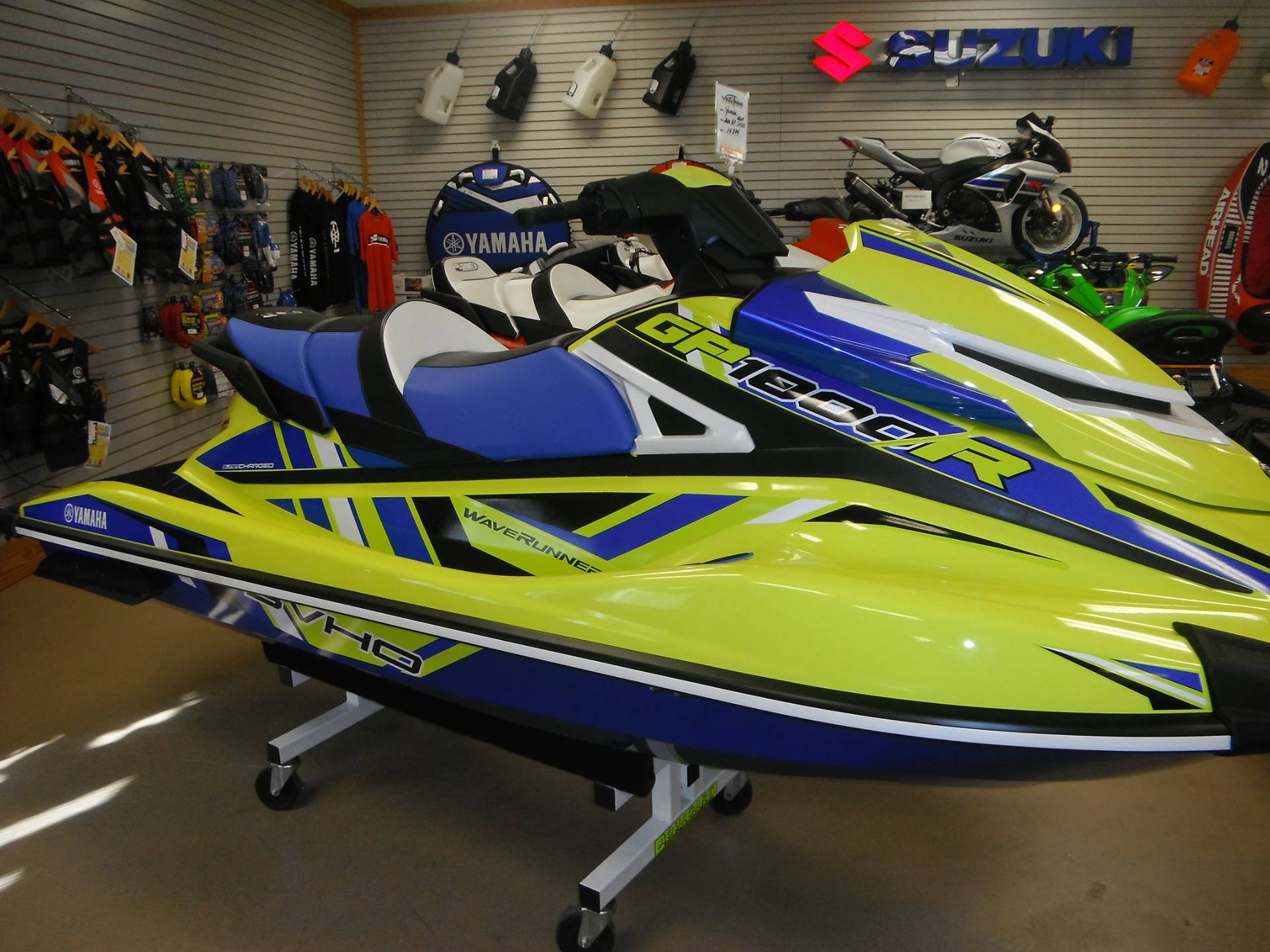 2020 Yamaha GP1800R SVHO in Unionville, Virginia - Photo 2