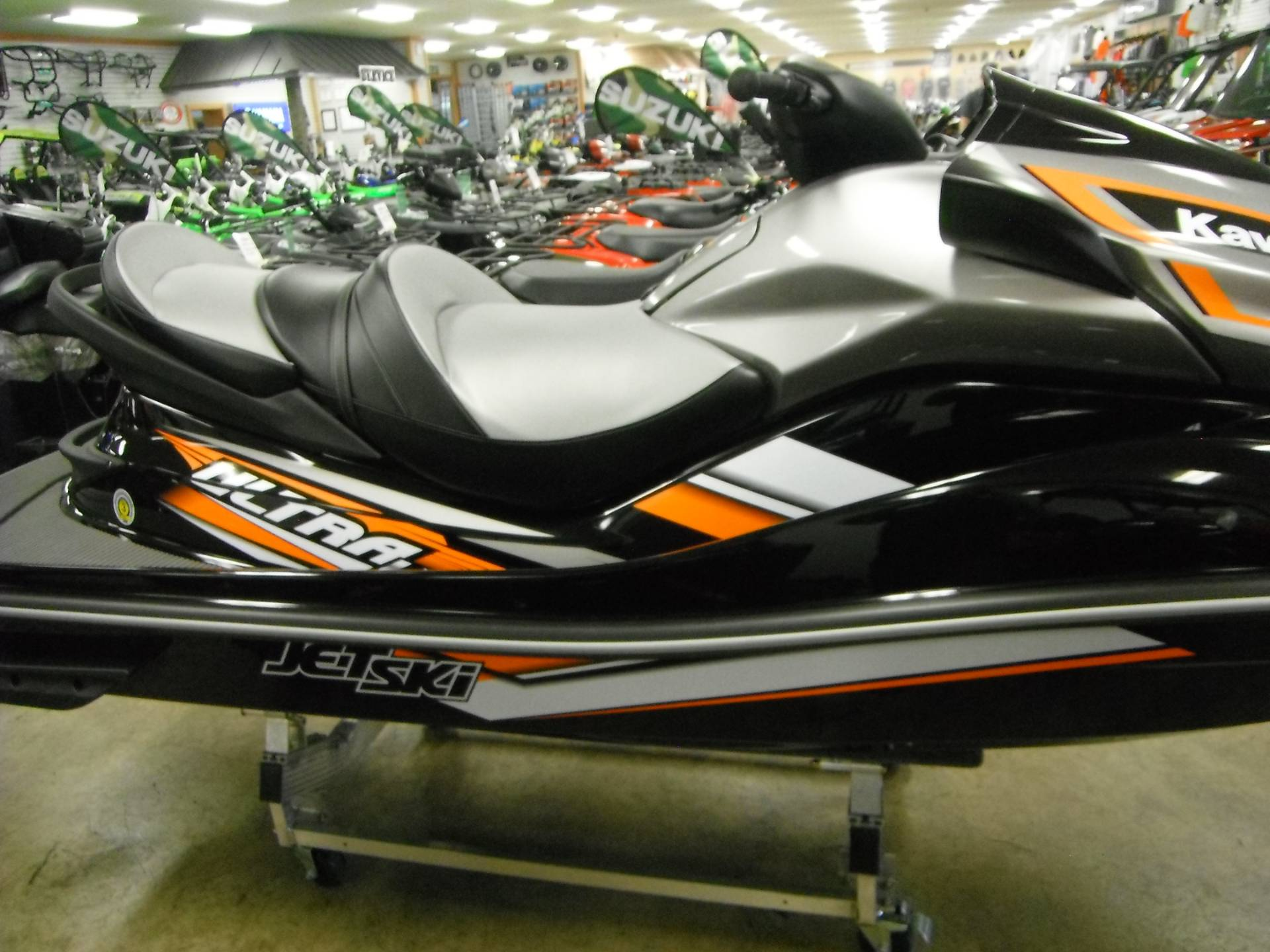 2018 Kawasaki Jet Ski Ultra LX in Unionville, Virginia