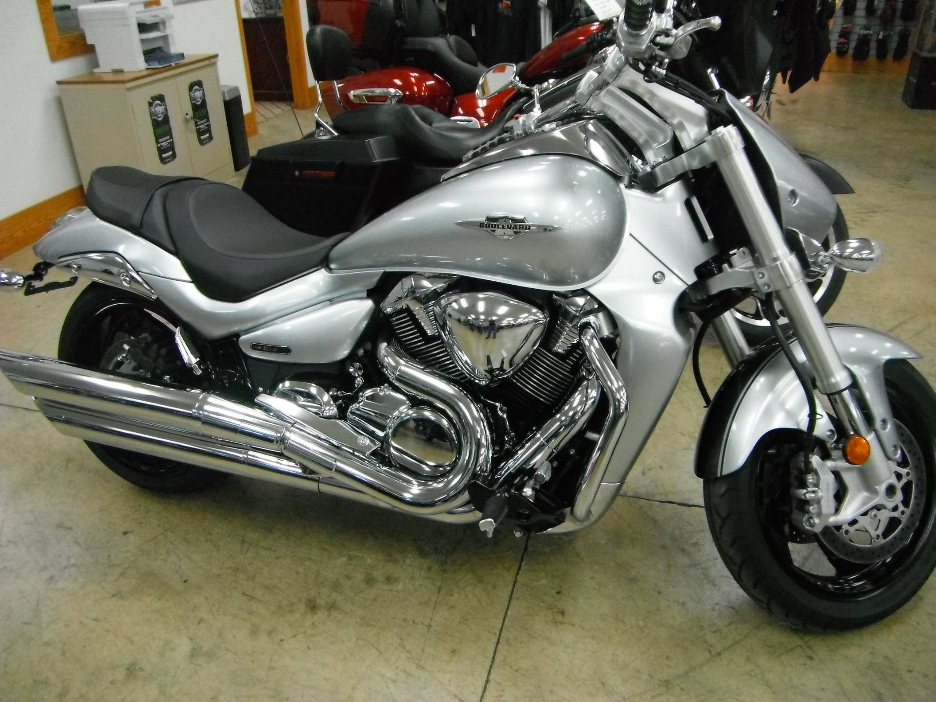 2014 Suzuki Boulevard M109R Limited Edition Motorcycles Unionville ...