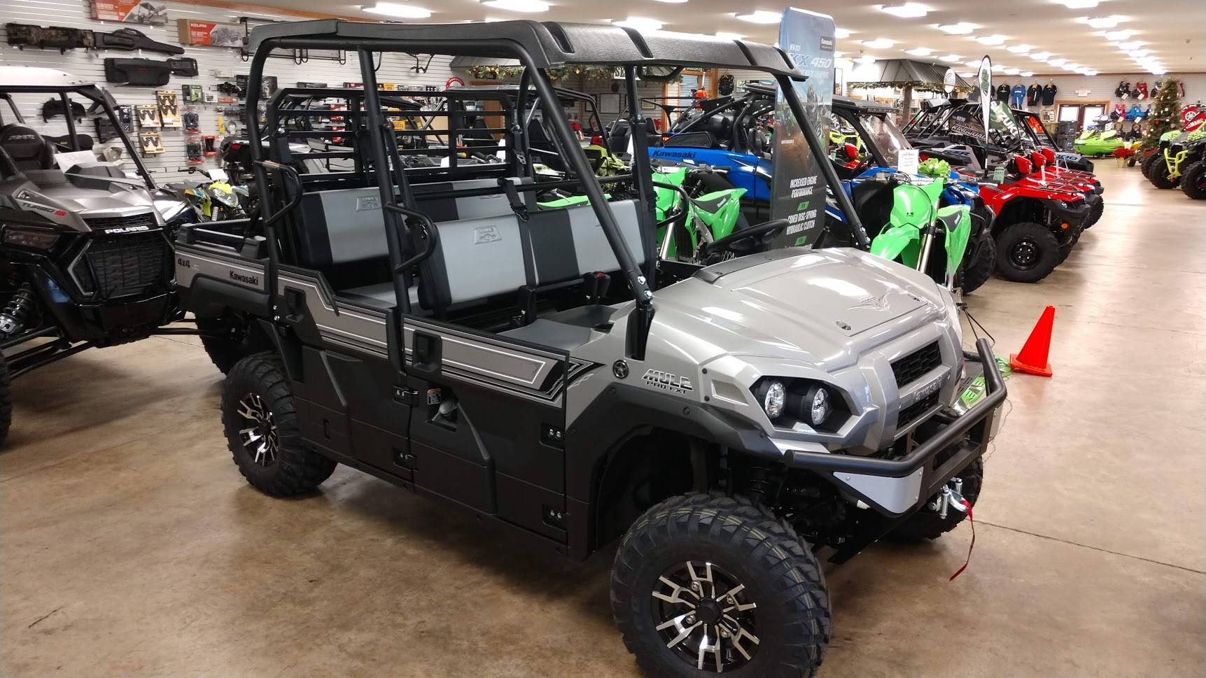 2021 Kawasaki Mule PRO-FXT Ranch Edition in Unionville, Virginia - Photo 1