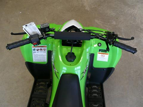 2017 Kawasaki KFX50 in Unionville, Virginia