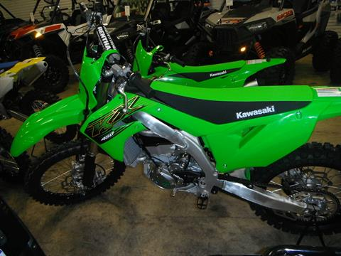 2020 Kawasaki KX 450 in Unionville, Virginia - Photo 1