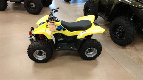 2021 Suzuki QuadSport Z50 in Unionville, Virginia - Photo 1