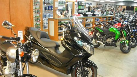 2014 Suzuki Burgman™ 400 ABS in Unionville, Virginia