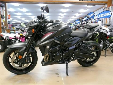 2018 Suzuki GSX-S750Z in Unionville, Virginia