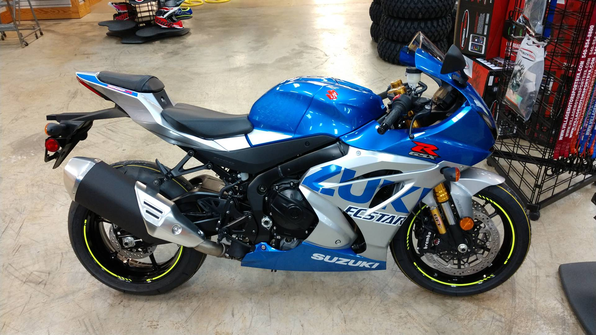 2021 Suzuki GSX-R1000R 100th Anniversary Edition in Unionville, Virginia - Photo 1