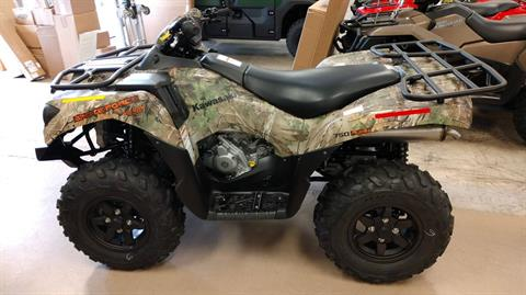 2021 Kawasaki Brute Force 750 4x4i EPS Camo in Unionville, Virginia - Photo 2