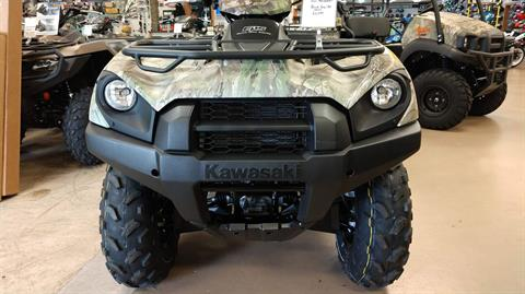 2021 Kawasaki Brute Force 750 4x4i EPS Camo in Unionville, Virginia - Photo 4