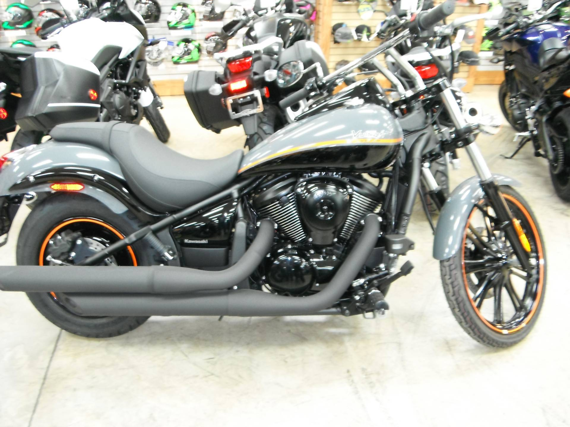 2019 Kawasaki Vulcan 900 Custom in Unionville, Virginia - Photo 1