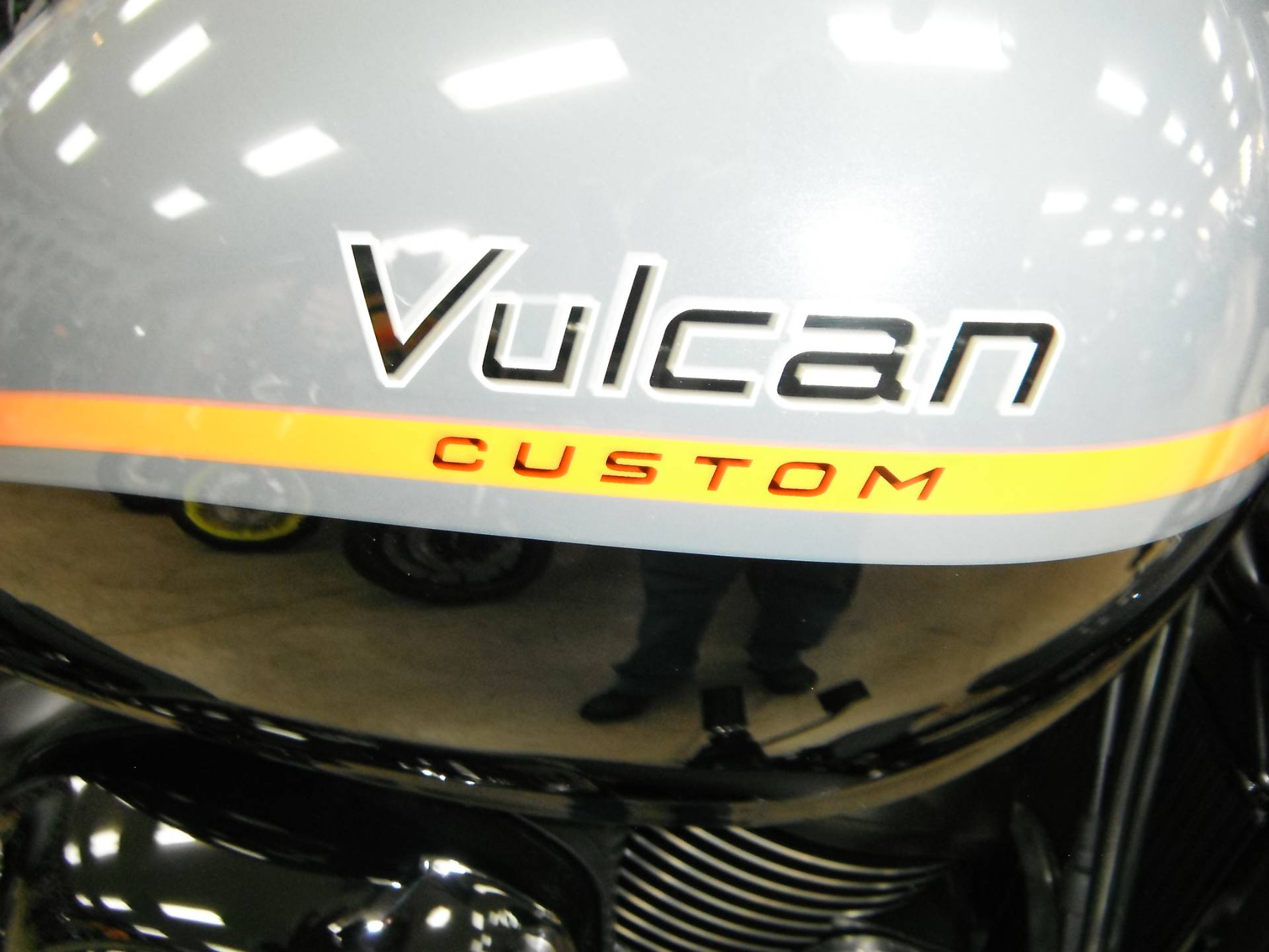 2019 Kawasaki Vulcan 900 Custom in Unionville, Virginia - Photo 2